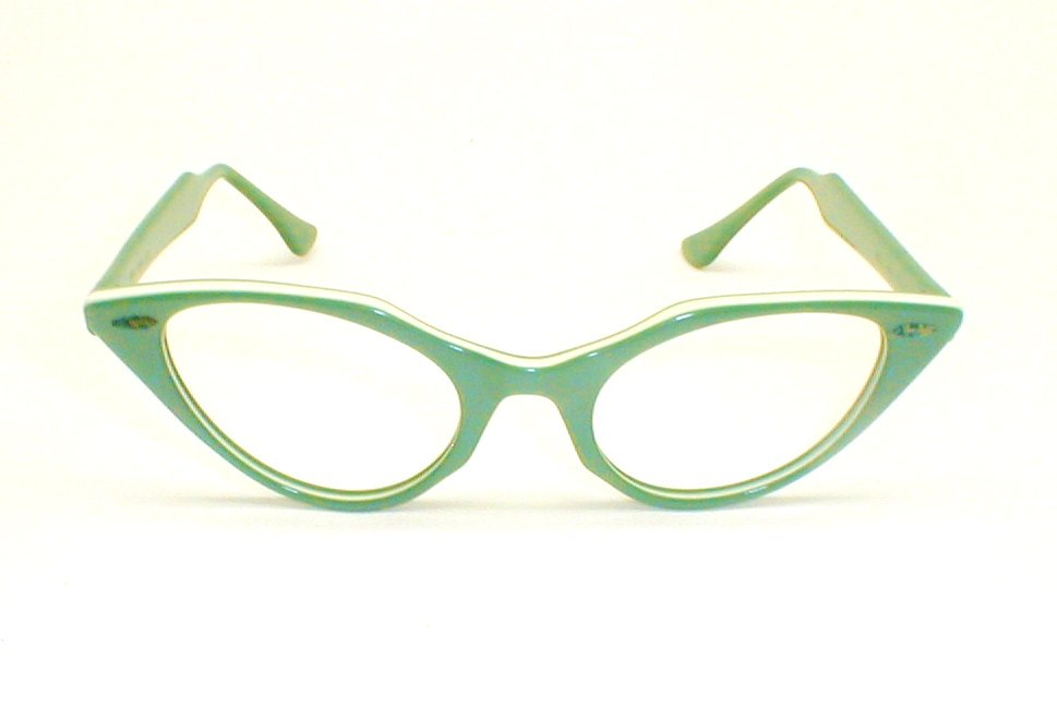 Parfiat Catseye Glasses 50s-60s