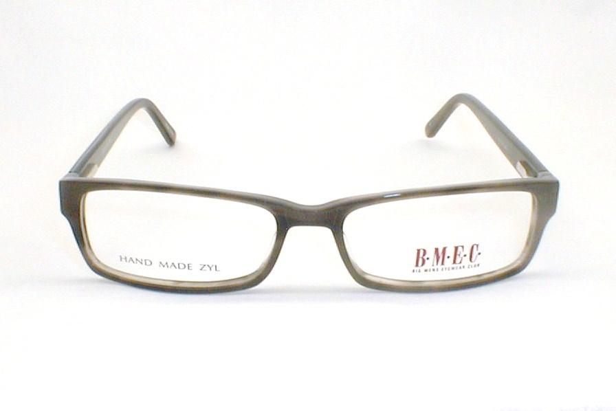 Vintage Mens Eyeglasses Frames Black 50s-60s Modern Optical Eyewear