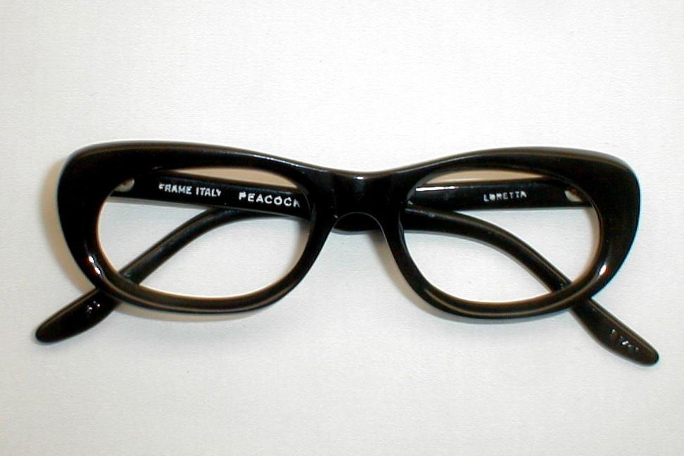 Italian Eyeglass Frame Designers : ITALIAN DESIGNER EYEGLASSES Glass Eye