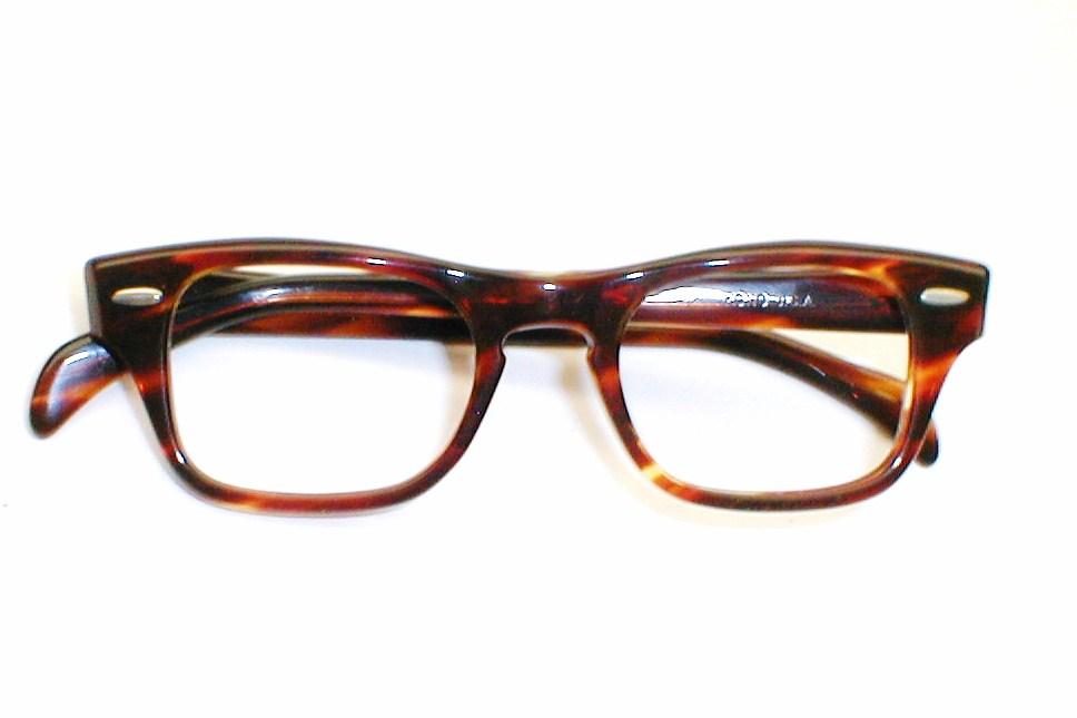 Italian Black Eyeglasses Frames Black-Racer