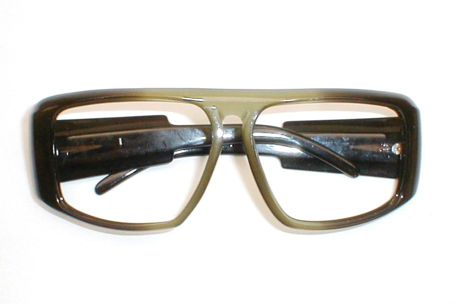 Dior Metal Eyeglass Frames : Womens Vintage Oversized Christian Dior Eyeglasses Frames