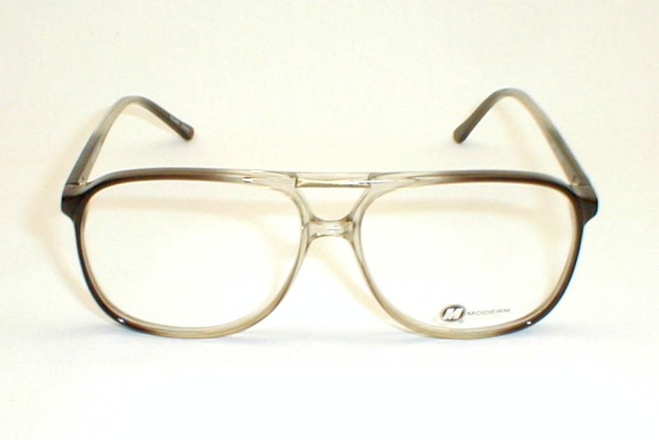 Mens Vintage Eyeglasses, Large Oversized Frames
