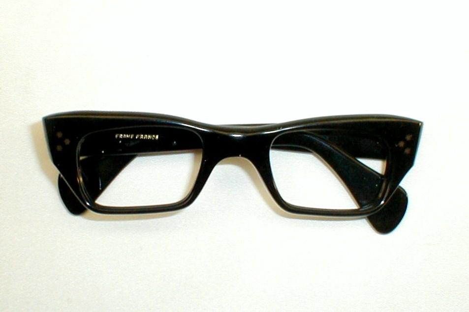 Mens Vintage Zyloware Eyeglasses 1950s 1960s