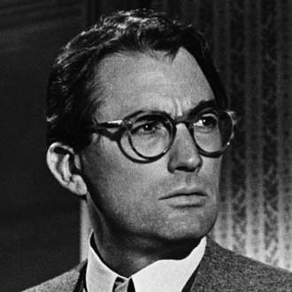 Mens Vintage Eyeglasses Horn Rim Schoolboy To Kill A