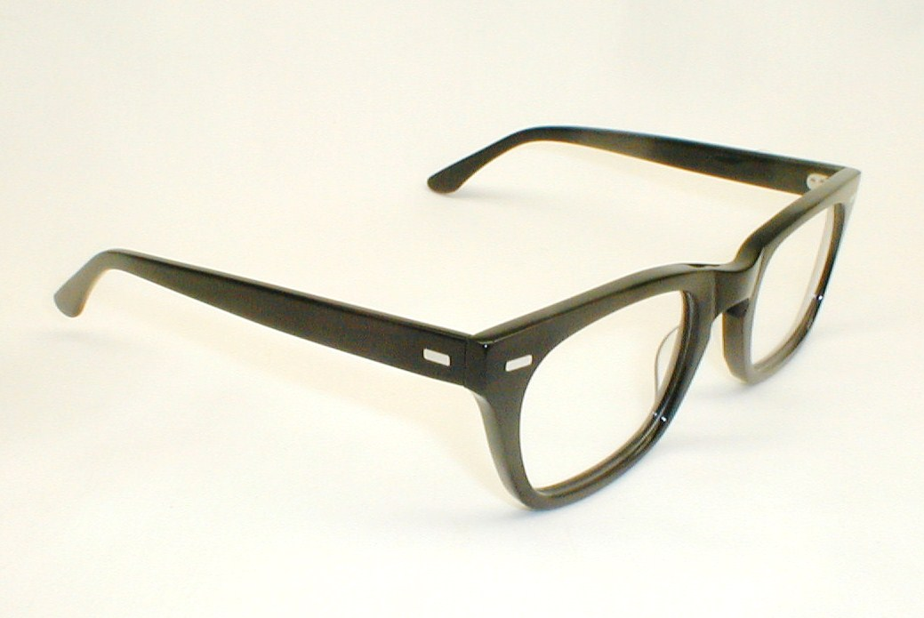 Eyeglass Frames Vintage : Vintage Eyeglasses Mens Eye Glasses Frames, Mitch