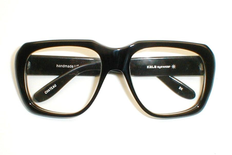 Vintage Mens Huge Eyeglasses Frames Ultra-Goliath Cazal, Harry Caray ...