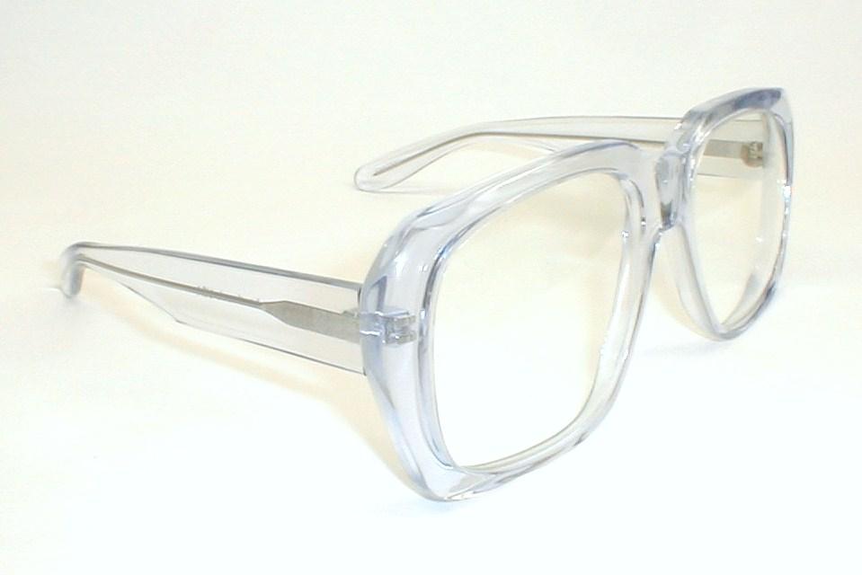 bbeb2e79905 Vintage Mens Huge Eyeglasses Frames Ultra-Goliath Cazal