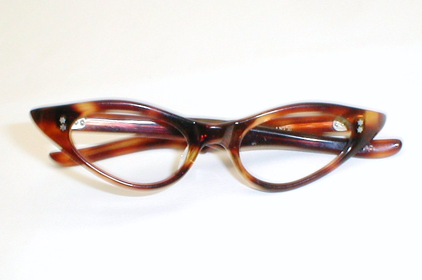 Tortoise Cat Eye Eyeglass Frames