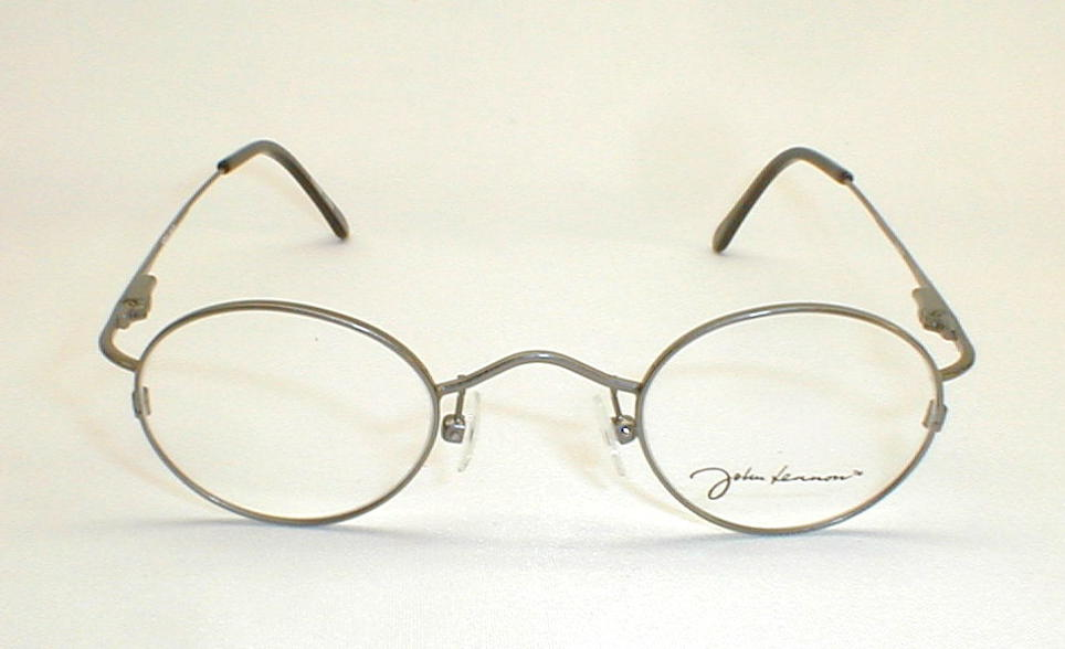 Antique Gold Silver Spectacles John Lennon Reproduction Peace