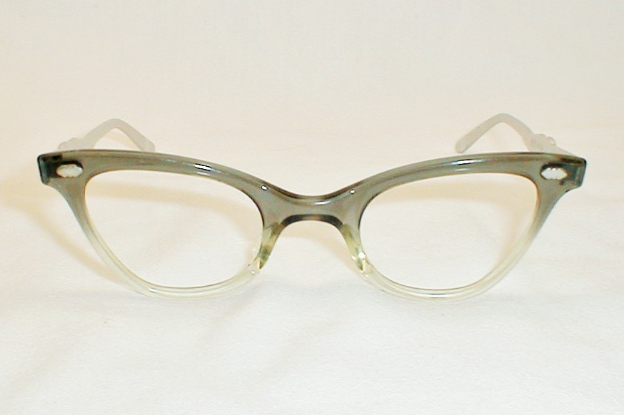 vintage womens eyeglasses frames cat eyeluxury craft