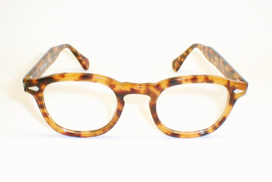 mens vintage tortoise hornrim eyeglasses j