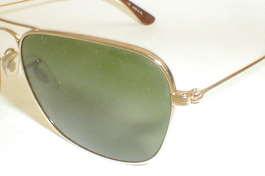 Beautiful Ray Ban 3136 Aviator Caravan Sunglasses  Gold  REEM