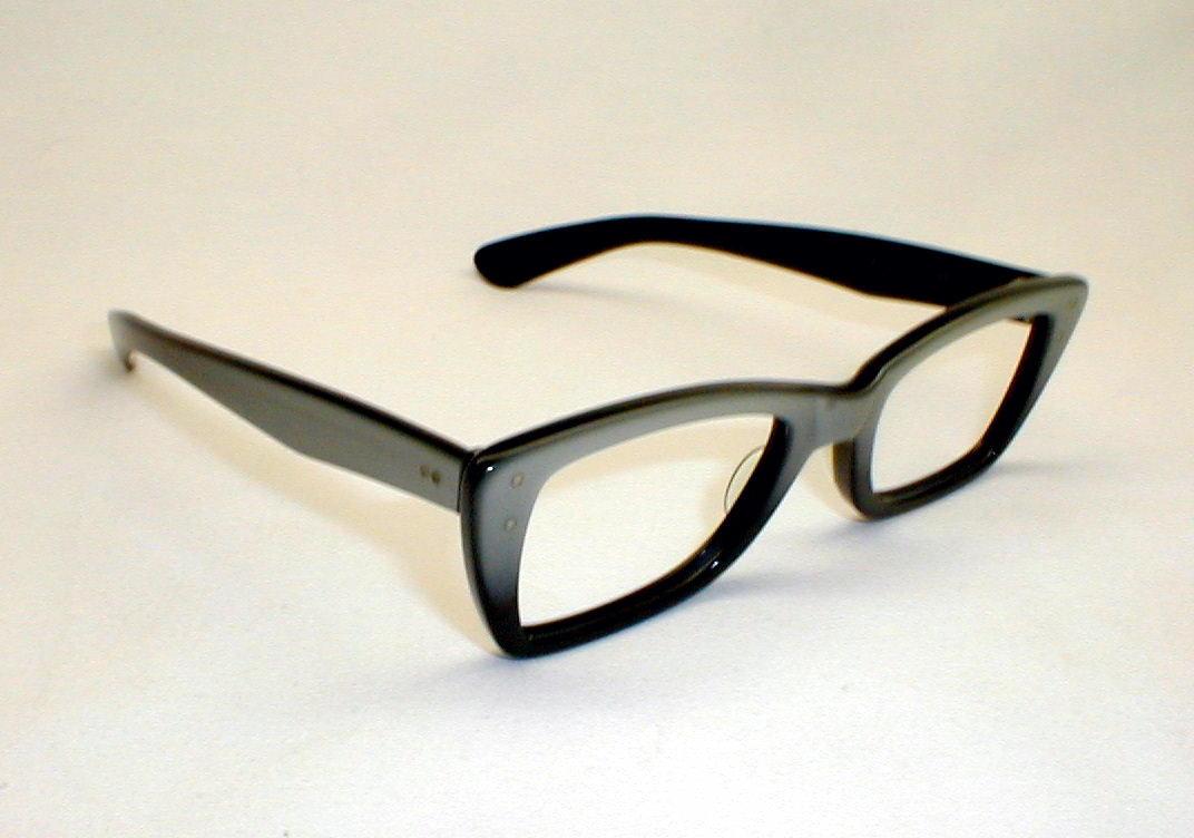 Mens Vintage Bausch & Lomb Ray-Ban Optical Caribbean Silver-Fade Frames