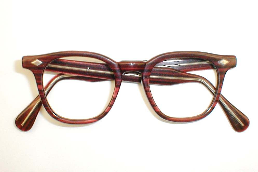 Eyeglass Frames Vintage : Gallery For > Vintage Mens Glasses Frames