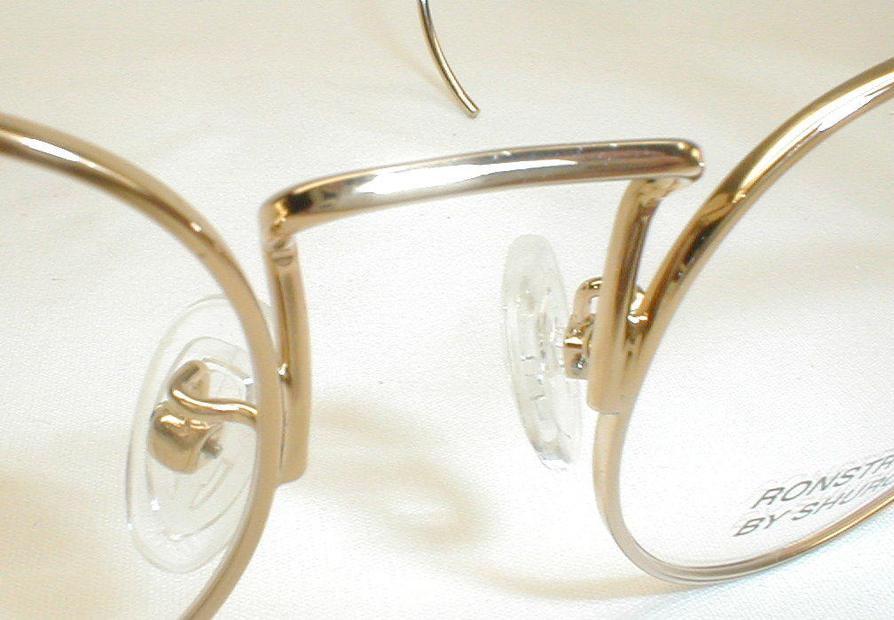 725155ed3027 Antique Gold Silver Eyeglasses Spectacles