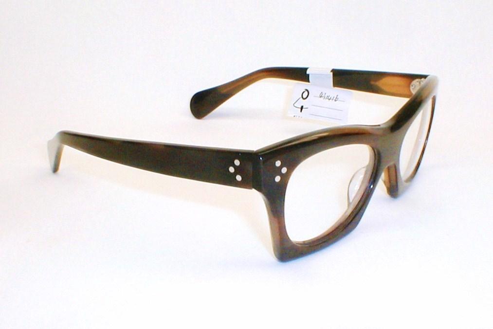 92639a784d Mens Vintage Zyloware Eyeglasses 1950s 1960s Frame France Esquivel ...
