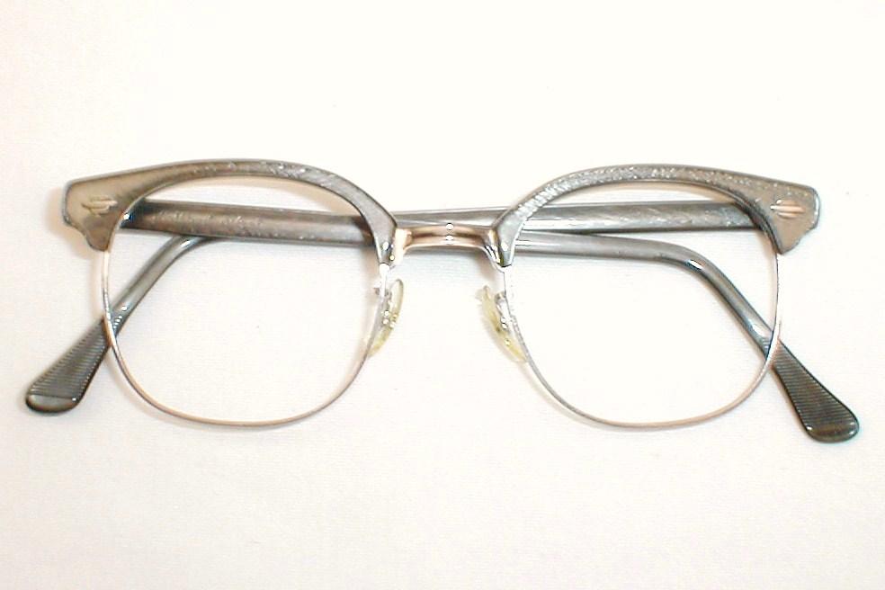 Mens vintage 12k gold art craft clubman eyeglasses for Art craft eyeglasses vintage