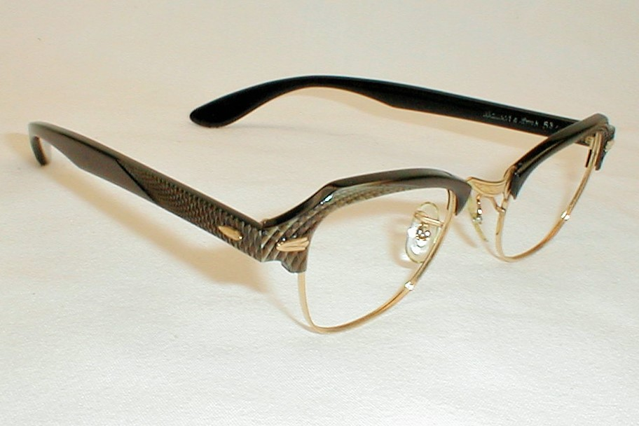 mens vintage combination g eyeglasses gibson les paul
