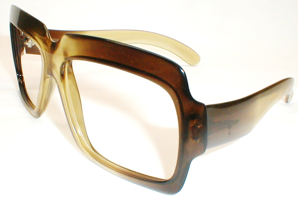 Vintage Dior Eyeglass Frames : Womens Vintage Oversized Christian Dior Eyeglasses Frames