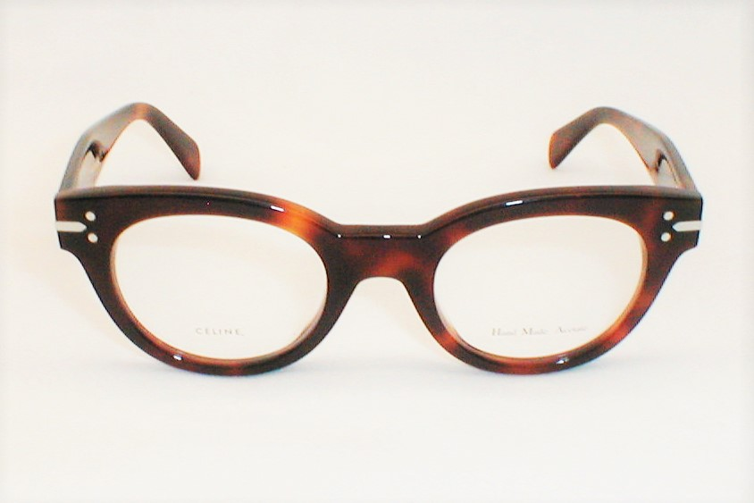 celine authentic eyeglasses sunglasses hand made in italy