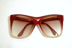 Large Vintage Italian Sunglasses