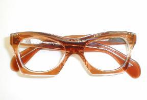1eda09560e Mens Vintage Zyloware Eyeglasses 1950s 1960s Frame France Esquivel