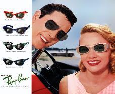 Ray Ban Authentic Vintage Sunglasses 1950s 60s 70s Retro